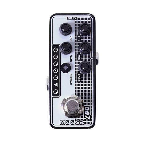 Mooer Micro Preamp 07 Regal Tone Pedal