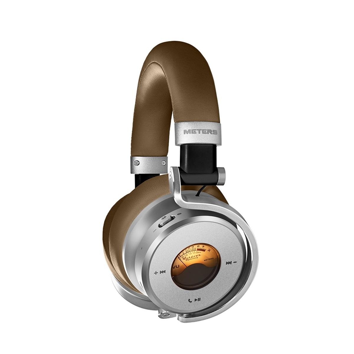0a942110e1d ... Meter OV-1-B Bluetooth Over Ear Headphones, Tan - Right Side ...