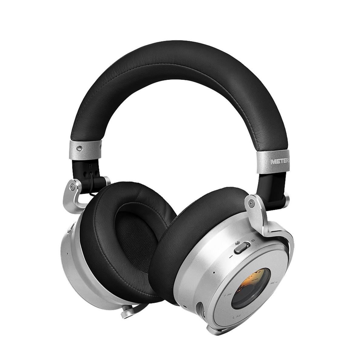 eb8bebe78f9 Meter OV-1-B Bluetooth Over Ear Headphones, Black - Main. Loading zoom