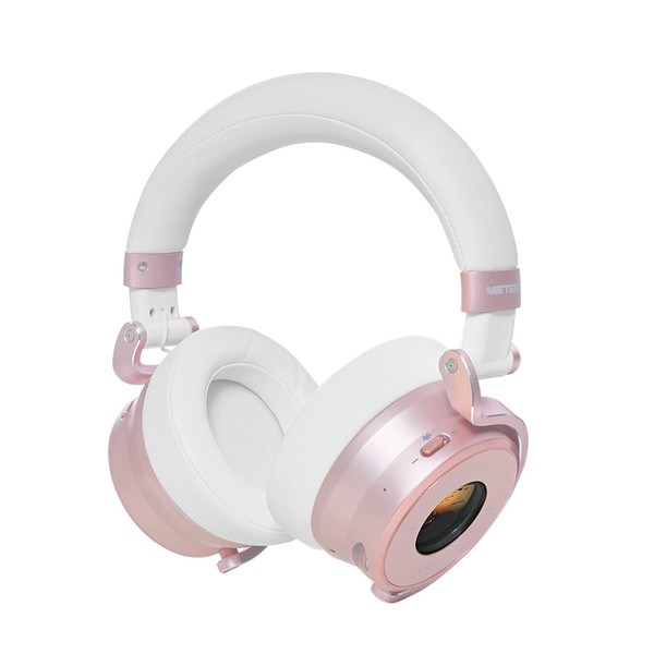 Meter OV-1-B Bluetooth Over Ear Headphones, Rose Gold - Main