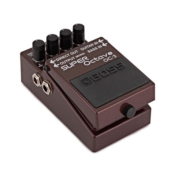 Boss OC-3 Super Octave Guitar Effects Pedal