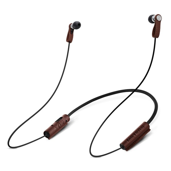 Meter M-Ears-BT Bluetooth In-Ear Monitors, Tan - Main