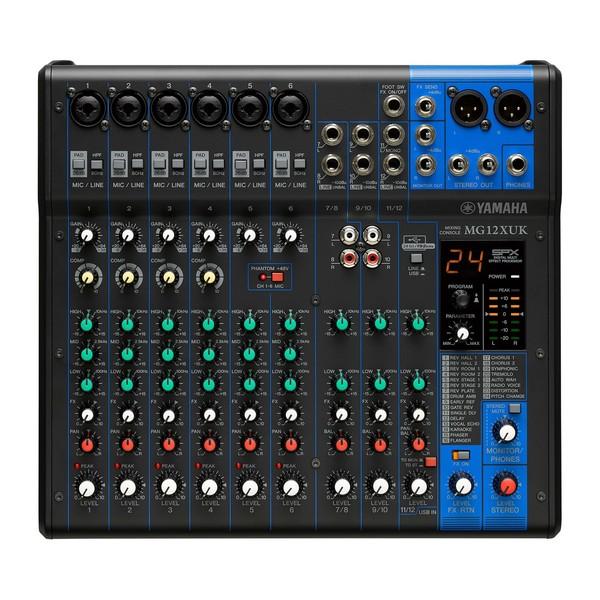Yamaha MG12XUK Analog USB Mixer