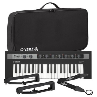 Yamaha reface CP Stage Electric Piano With Yamaha Bag & Strap Kit - Bundle