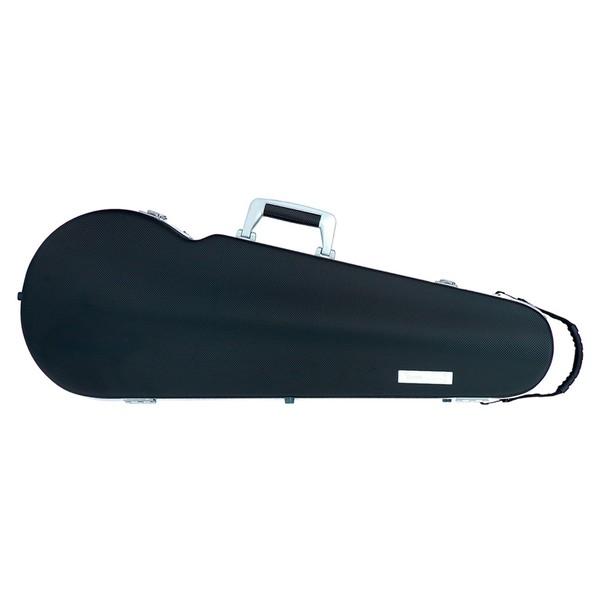 BAM 2200XL Hightech Contoured Viola Case, Black Panther