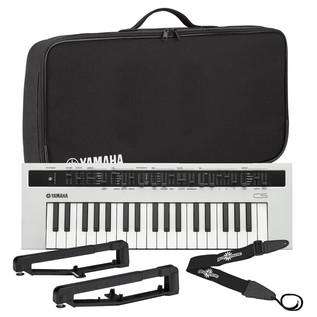 Yamaha reface CS Synthesizer With Yamaha Bag & Strap Kit - Main
