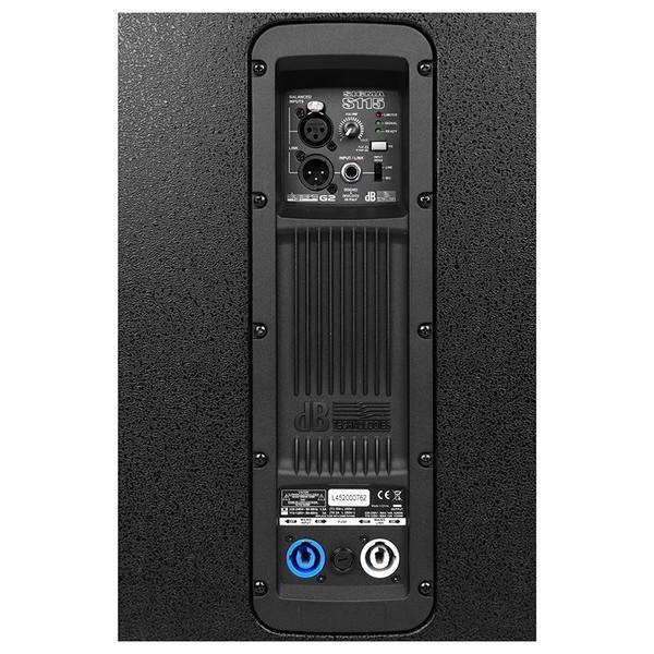 dB Technologies Sigma S115 Active PA Speaker 4