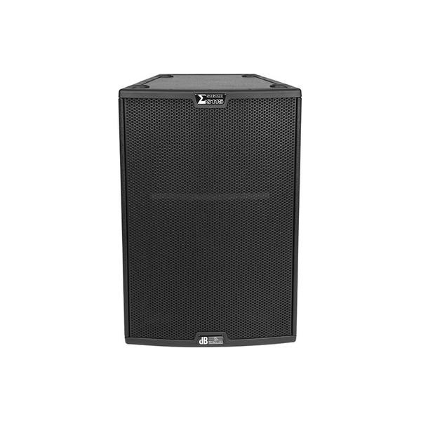dB Technologies Sigma S115 Active PA Speaker 5