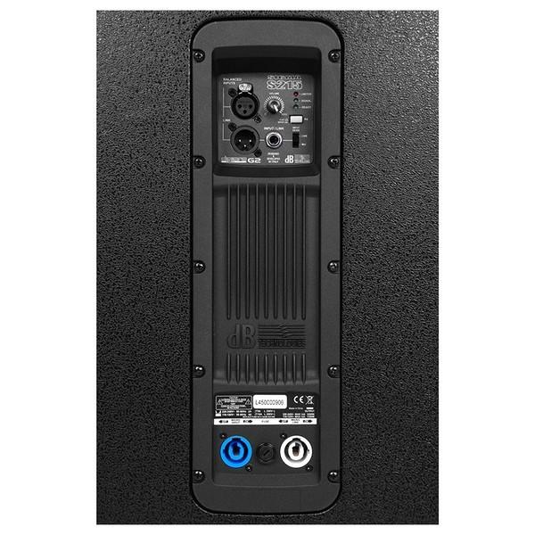 dB Technologies Sigma S215 Active PA Speaker 4