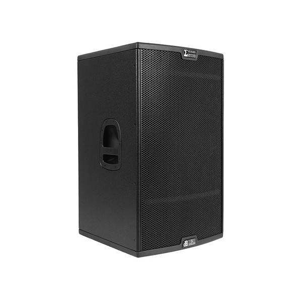 dB Technologies Sigma S118 Active PA Subwoofer 1