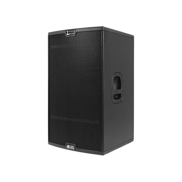dB Technologies Sigma S118 Active PA Subwoofer 5