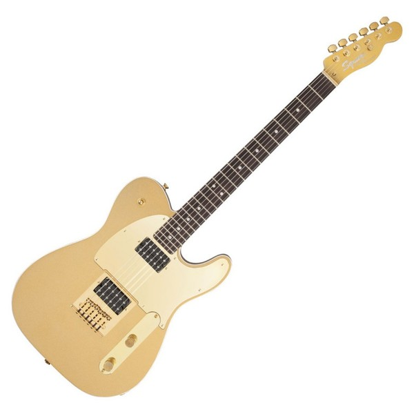 Squier J5 Telecaster, Frost Gold