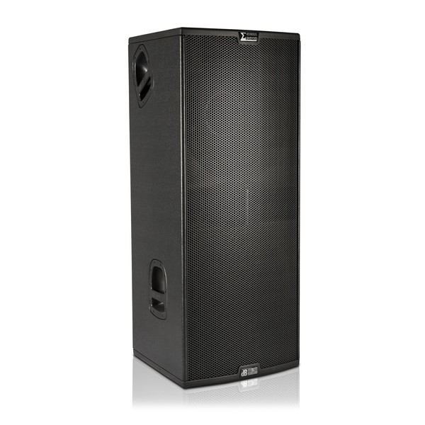 dB Technologies Sigma S218 Active PA Subwoofer 1