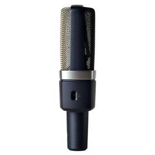 C214 Large Diaphragm Microphone - Side
