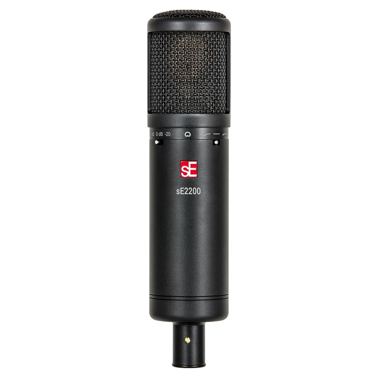 Click to view product details and reviews for Se Electronics Se2200 Large Diaphragm Condenser Microphone.