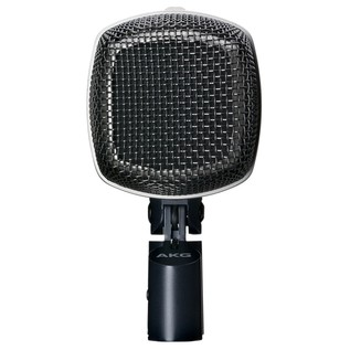D12 VR Dynamic Kick Drum Microphone - Front