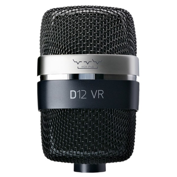 AKG D12 VR Kick Drum Mic - Top