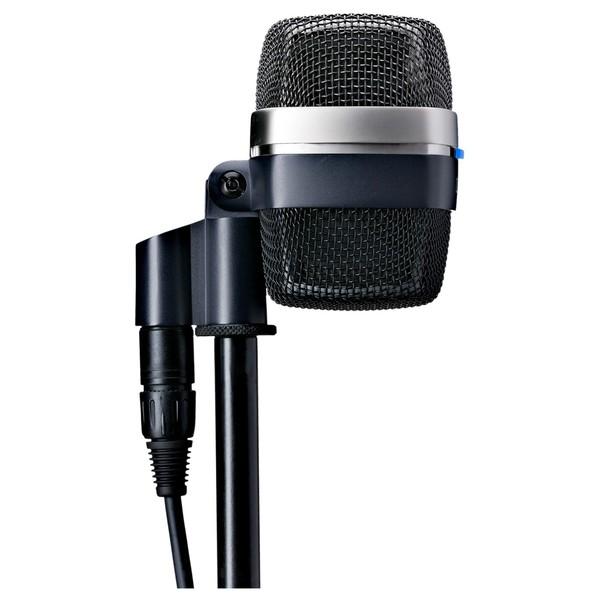 AKG D12 Kick Drum Microphone - Side
