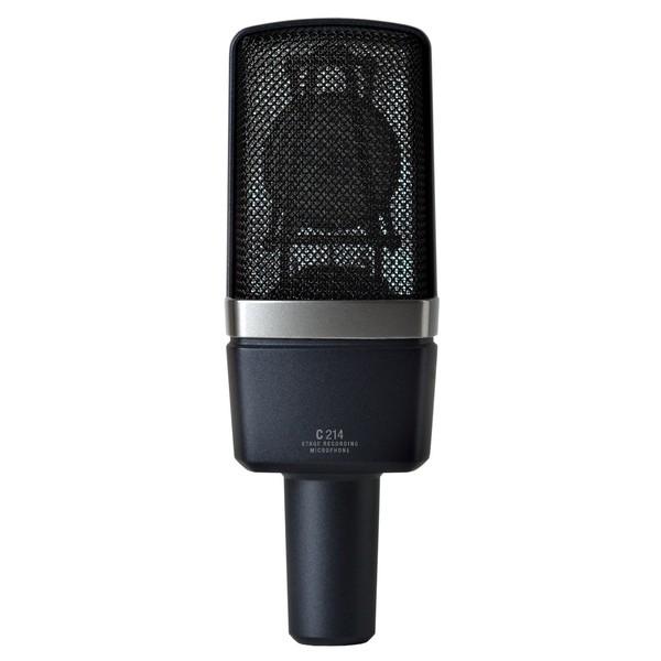 C214 Condenser Microphone - Rear