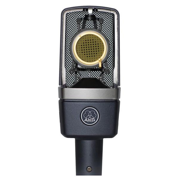 AKG C214 Condenser Microphone Stereo Pair - Capsule