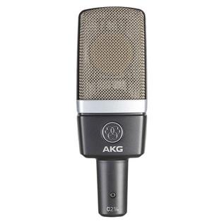 AKG C214 Large Diaphragm Microphone - Front