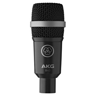 AKG D40 Microphone - Front