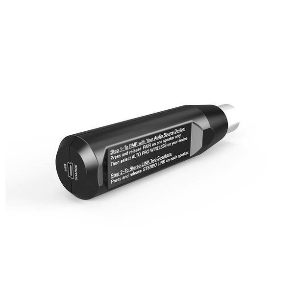 Alto Bluetooth Total XLR Bluetooth Receiver, Rear