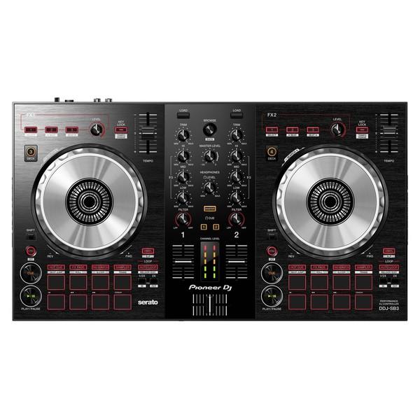 Pioneer DDJ SB3 DJ Controller - Top