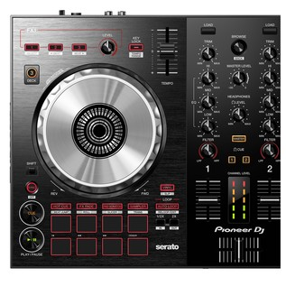 Pioneer DDJ SB3 DJ Controller - Close Up