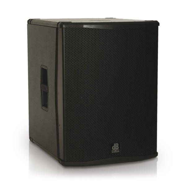 dB Technologies SUB 18H Semi Horn Loaded Active PA Subwoofer 1