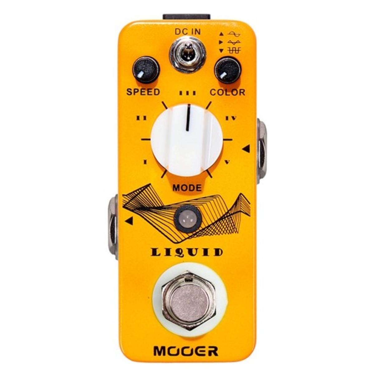 mooer mph2 liquid digital phaser pedal at gear4music. Black Bedroom Furniture Sets. Home Design Ideas