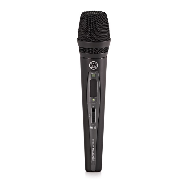AKG HT45 Band D (ISM) Handheld Wireless Microphone Transmitter
