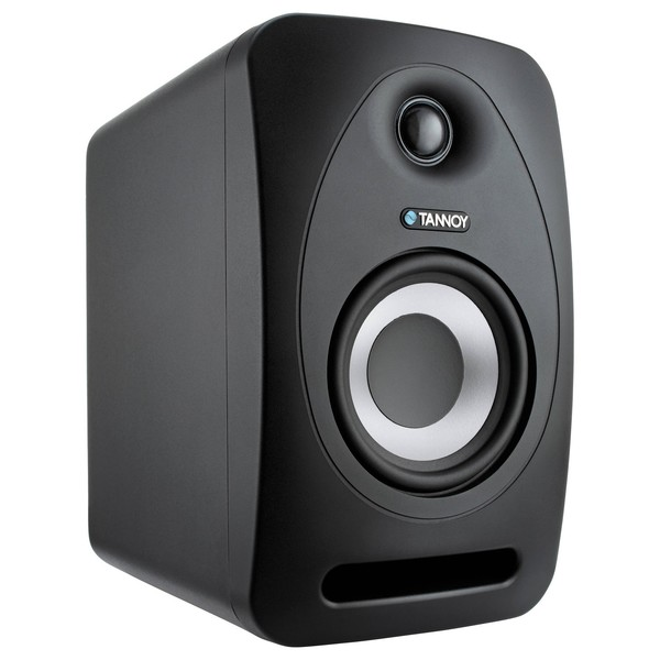 Tannoy Reveal 402 Studio Monitor, Single - Angled