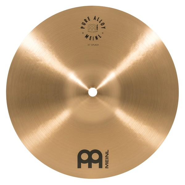 "Meinl PA10S Pure Alloy Traditional 10"" Splash main"