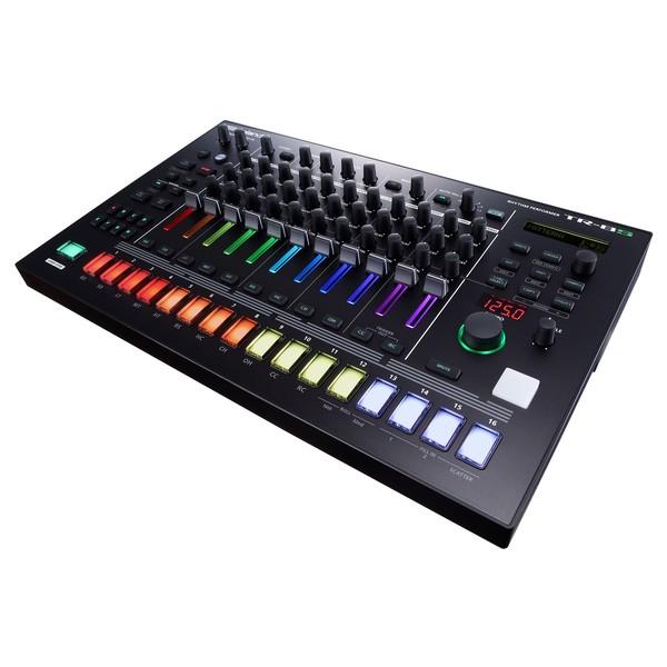 Roland AIRA TR-8S Rhythm Performer - Angled