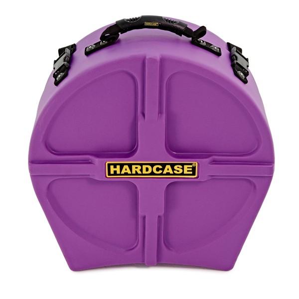 Hardcase 14'' Snare Drum Case, Purple