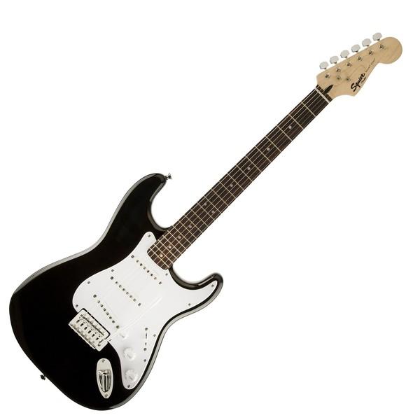 Squier Bullet Stratocaster w/ Trem, Black
