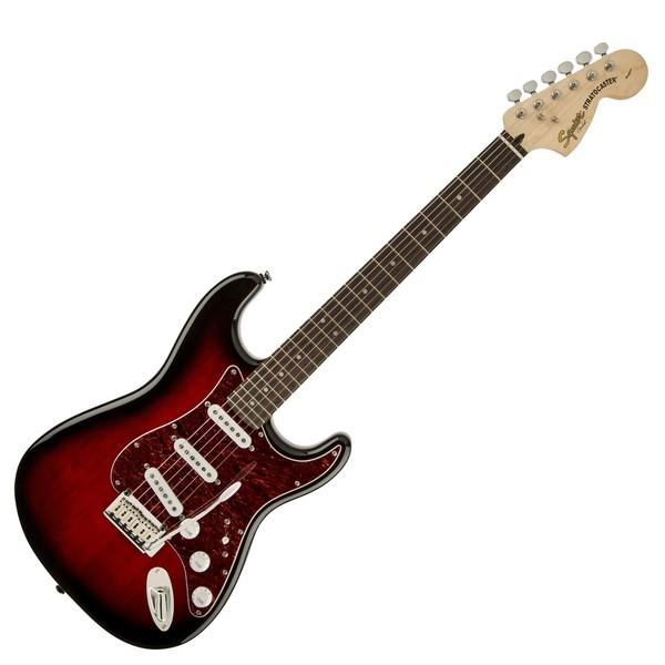 Squier Standard Stratocaster, Antique Burst