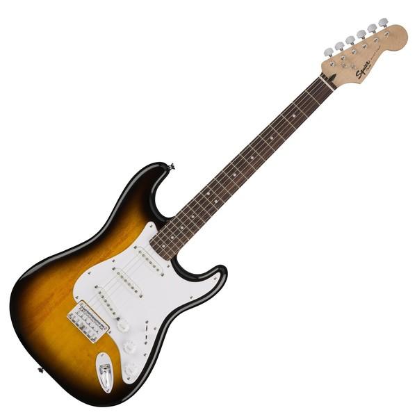 Squier Bullet Stratocaster HT, Brown Sunburst