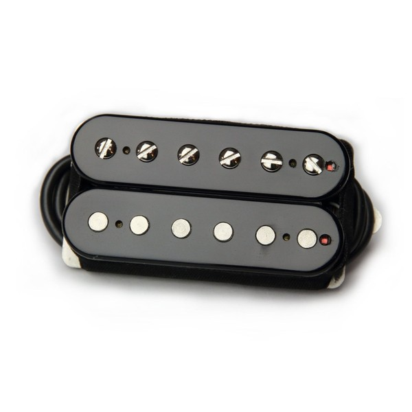 Bare Knuckle True Grit Neck Humbucker, Black Open 53mm