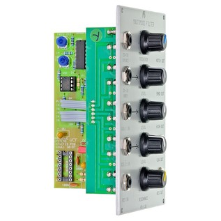 Analogue Systems RS-110N Multiple Mode Filter (Dual Bus) - Side