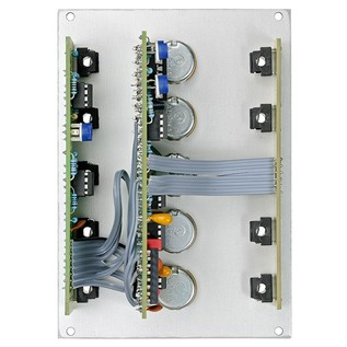Analogue Systems RS-110N Multiple Mode Filter (Dual Bus) - Back