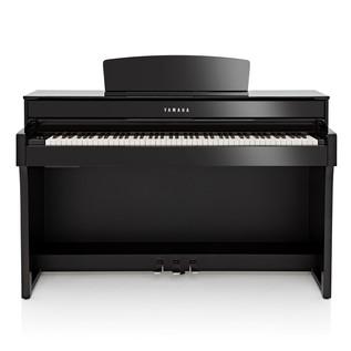 Yamaha CLP 645 Digital Piano, Polished Ebony