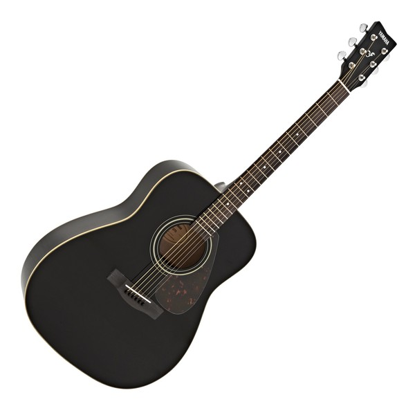 Yamaha F370 Acoustic Guitar, Black