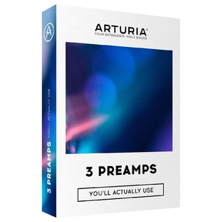 Arturia 3 Preamps You'll Actually Use - Boxed