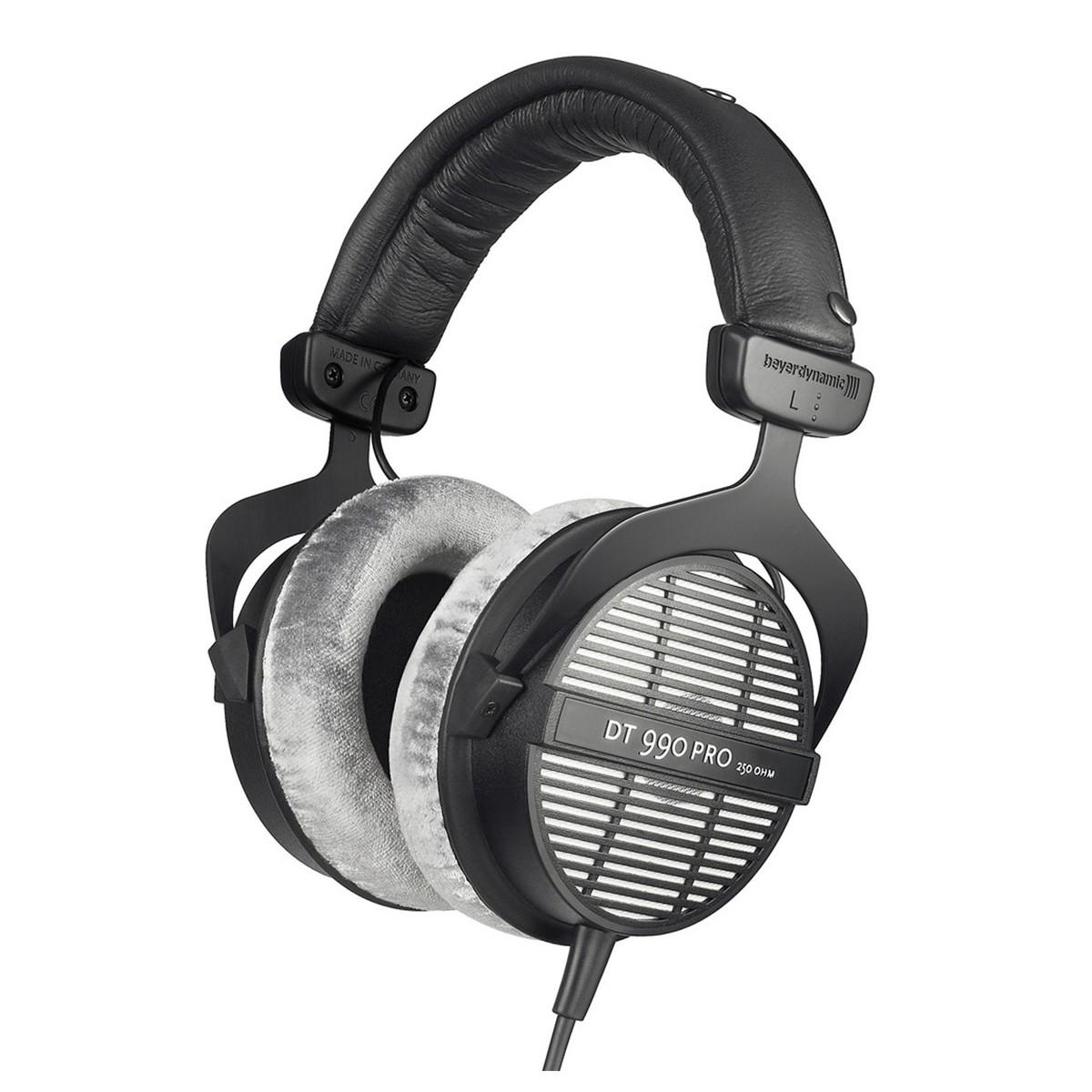 beyerdynamic dt 990 pro headphones 250 ohm b stock at gear4music. Black Bedroom Furniture Sets. Home Design Ideas