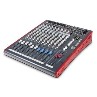 Allen and Heath ZED-14 USB Compact Stereo Mixer - Main