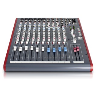 Allen and Heath ZED-14 USB Compact Stereo Mixer - Front