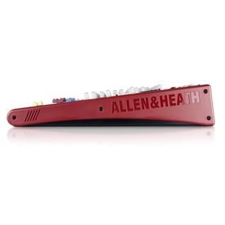 Allen and Heath ZED-16FX Multipurpose USB Mixer with FX - Side