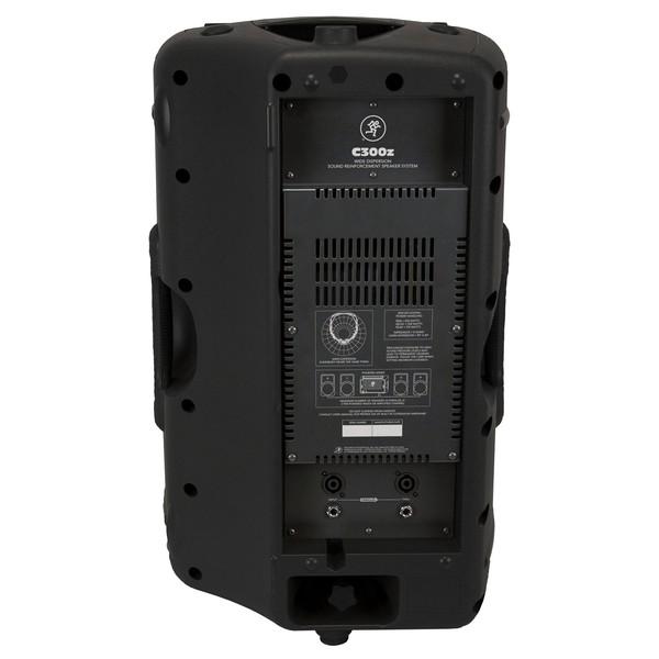 Mackie C300Z 12'' Passive PA Speaker - Rear